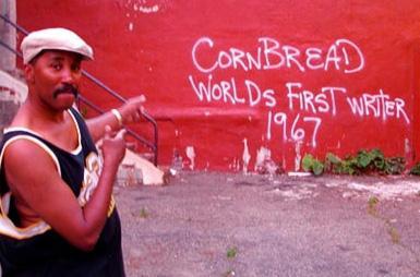 Cornbread Graffiti