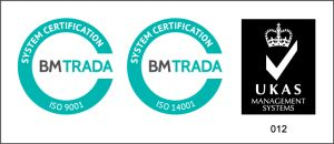 ISO 9001 and ISO 14001 Approved