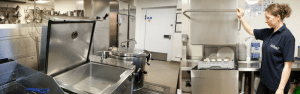Cleaning Kitchens for Businesses