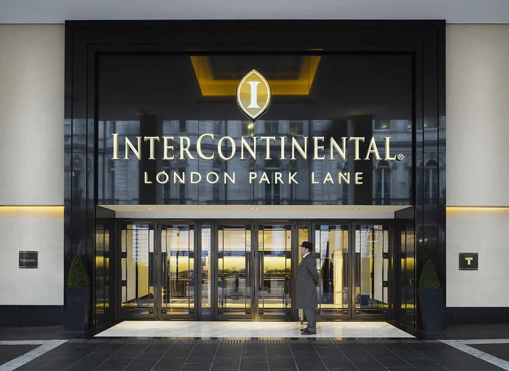 Intercontinental Park Lane London